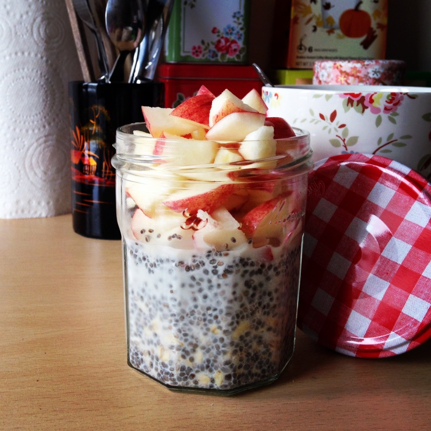 FolieJolie - chia seed pudding 1